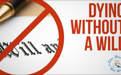 Dying without a will