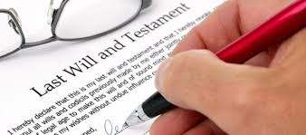 FAQs for wills