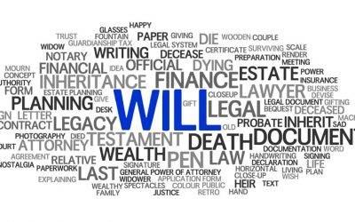 Why you need a will and the consequences if you die without one